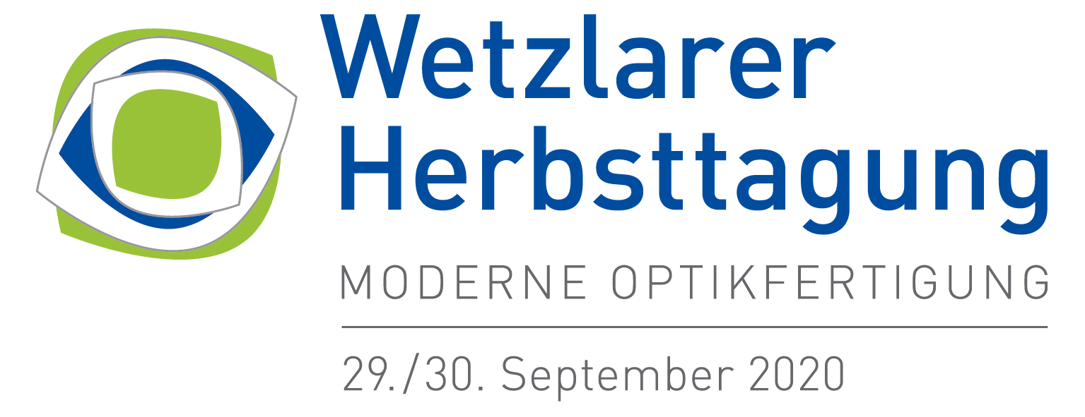 "10th Wetzlar Autumn Meeting ""Modern Optical Manufacturing"""