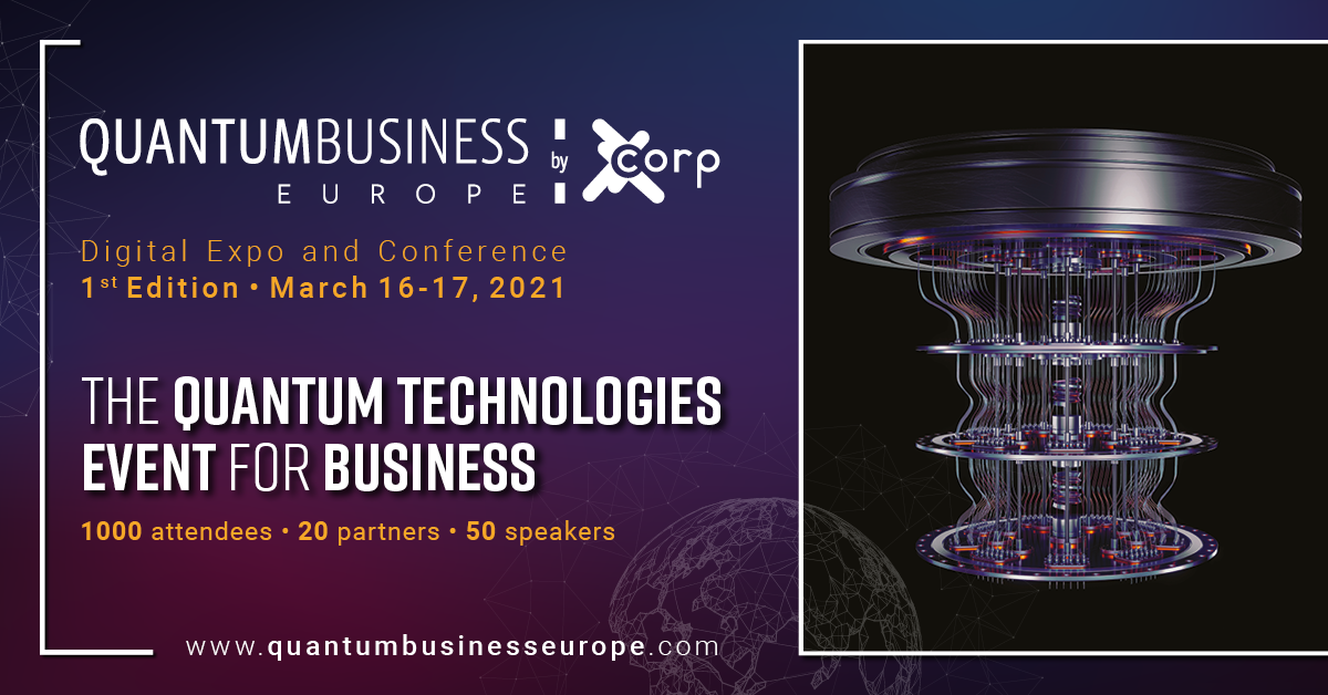 Quantum Business Europe 2021
