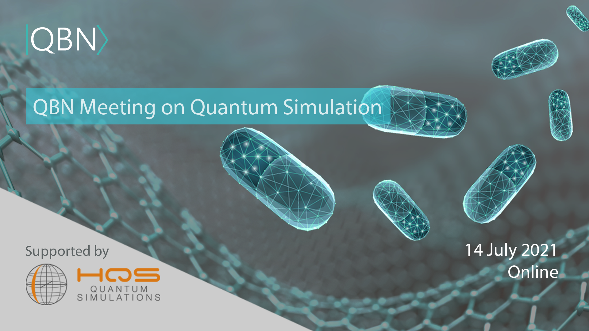 QBN Meeting on Quantum Simulation