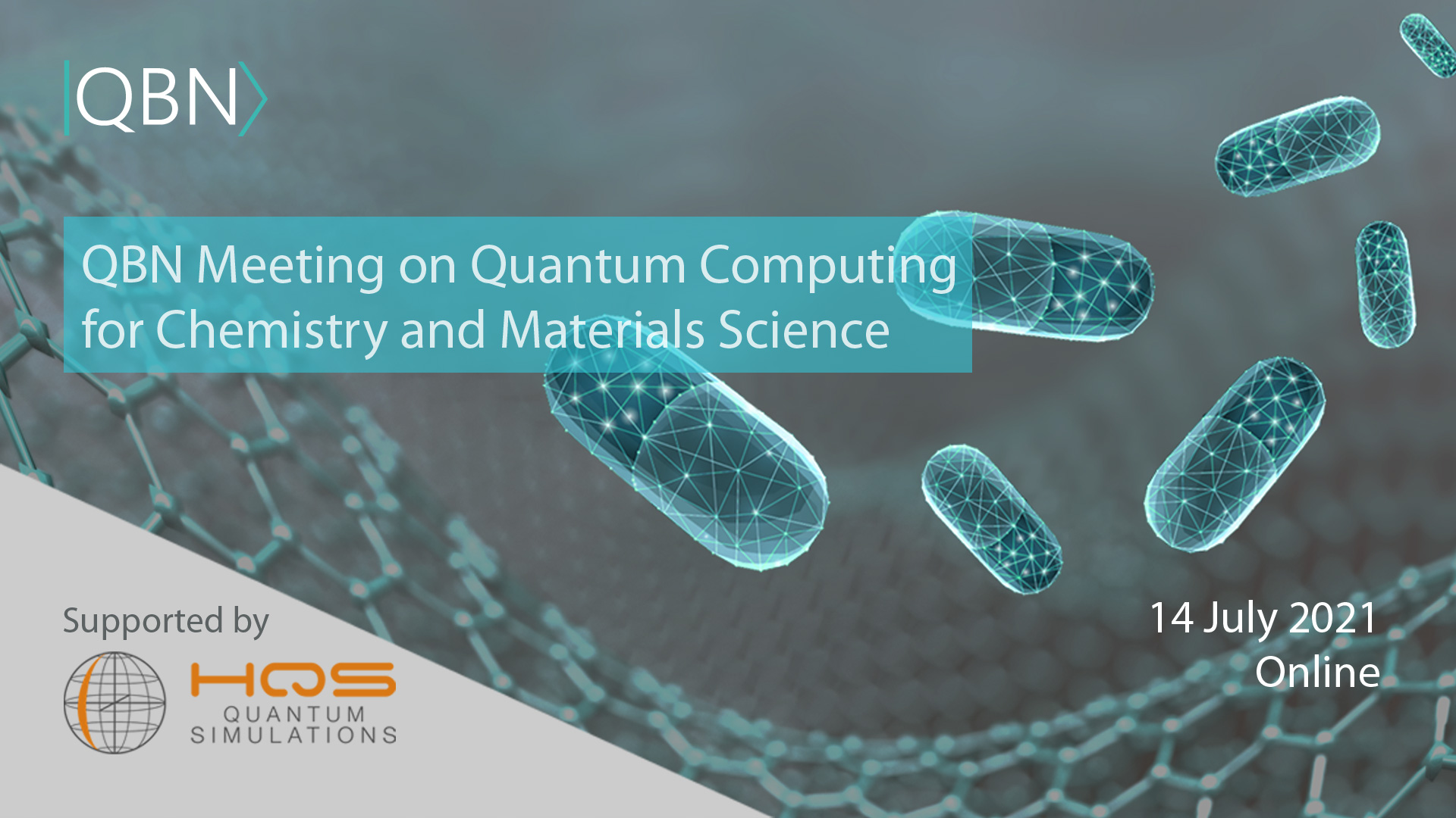 QBN Meeting on Quantum Computing for Chemistry and Materials Science